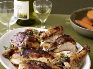 kwanzaa recipe for chicken from food network