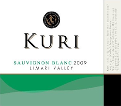 Kuri Chile Sauvignon Blanc from The Traveling Vineyard