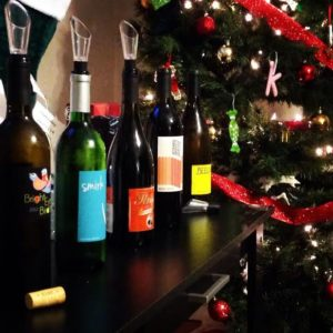 holiday wine pairings