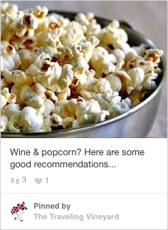 wind and popcorn recommendations