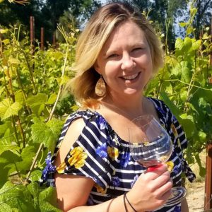 Tanya Van Someren Traveling Vineyard Wine Guide