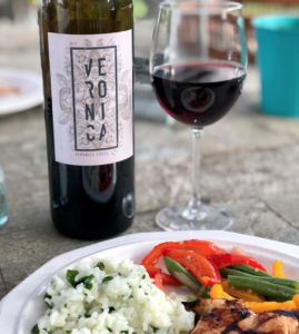 2017 Veronica Creek Paired With Food