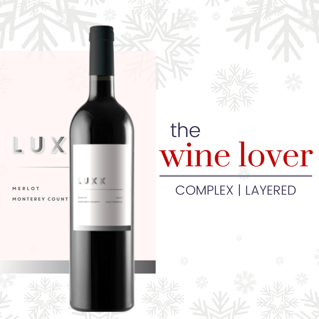 luxx merlot for the wine lover