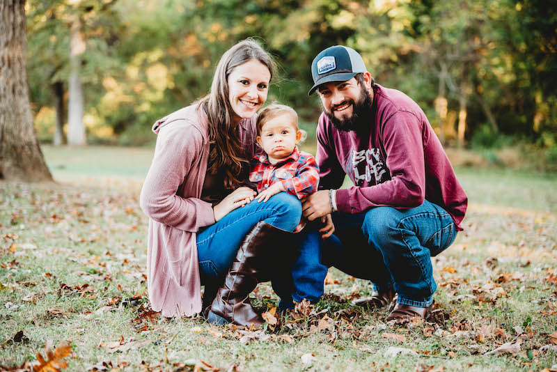 virtual wine guide jensen eberhart with her son and husband