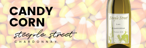 candy corn with steeple street
